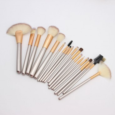 Makeup Professional Premium Synthetic Contour Blush Foundation Concealer Highlighter Eyeshadows Cosmetic Brushes